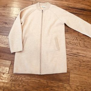Madewell wool jacket size small